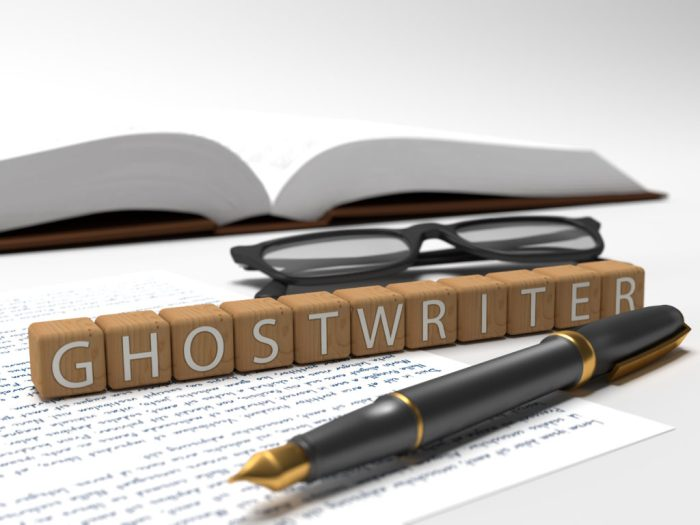 Ghostwriting In Australia and beyond with Ocean Reeve Publishing