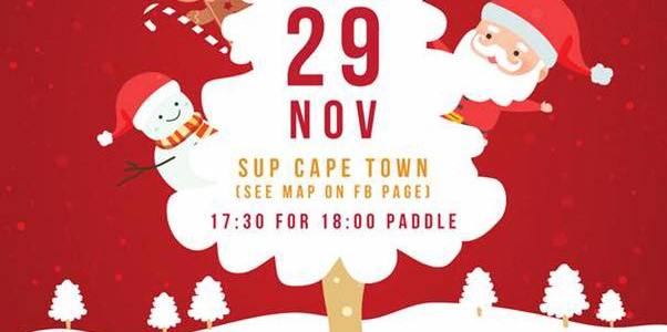 PADDLE FOR PRESENTS 2018!