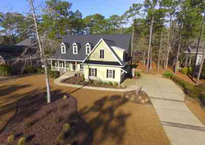 ocean ridge plantation real estate - front right of home