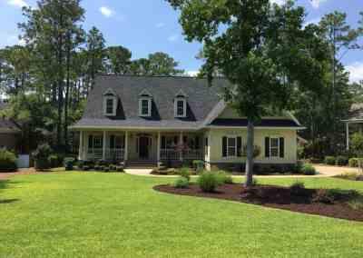 ocean ridge plantation real estate- front of home