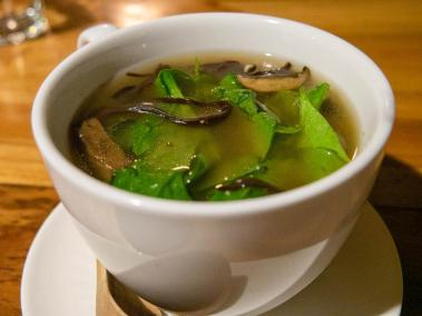 Warmed Soup of the Tao