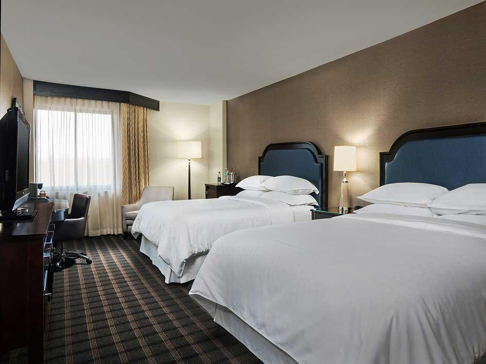Sheraton Charlotte Airport Hotel Oceanside Resorts Inc