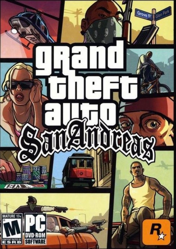 Download GTA San Andreas Pc Game Free