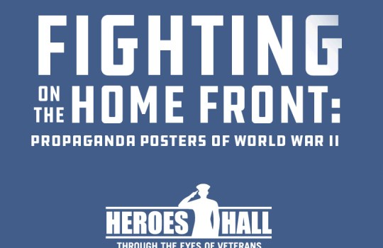 Fighting on the Home Front—Propaganda Posters of Word War II