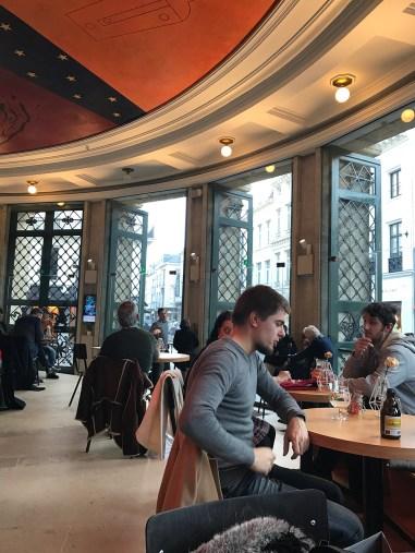Кафето в театъра