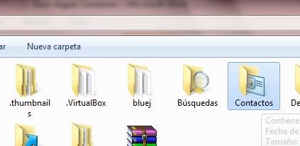 Migrar libreta de direcciones desde Thunderbird a Outlook 2010 en Windows 7 (4/6)