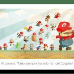 Mario Bros y sus disfraces