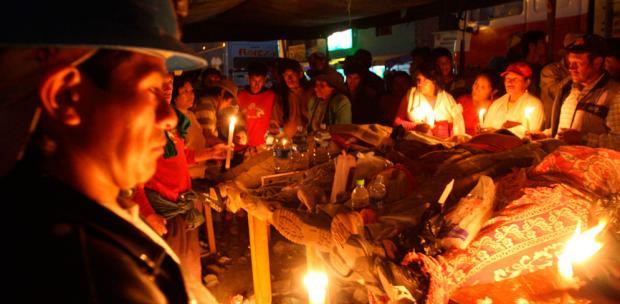 Protestas_mineros_Peru