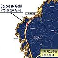 Esp Galicia Corcoesto mapa ubic120