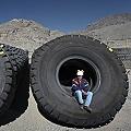 Minero y ruedas 120