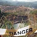 Open pit Danger120