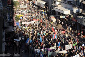 Uruguay Un nuevo movimiento social large