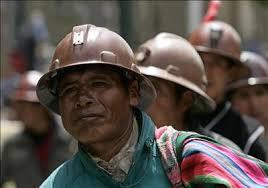 minero bolivia