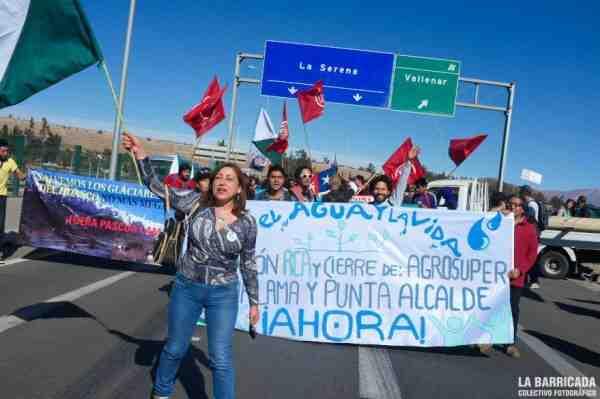 11 Marcha por el agua y la vida