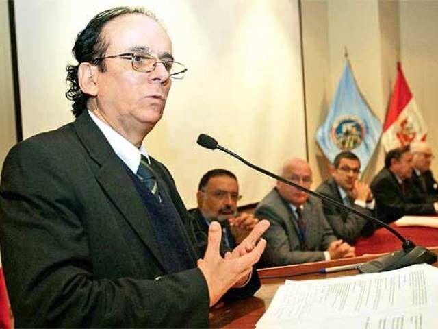 Jose de Echave Peru