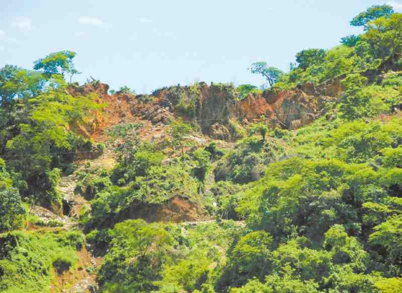 conceciones mineras canceladas honduras