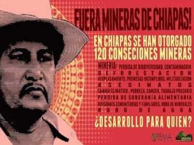 oposicion mineria chiapas