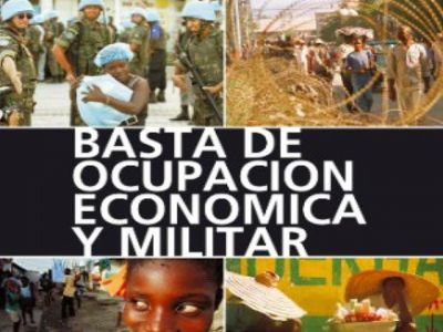 basta de corrupcion haiti