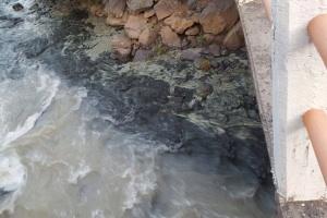 derrame rio aconcagua codelco