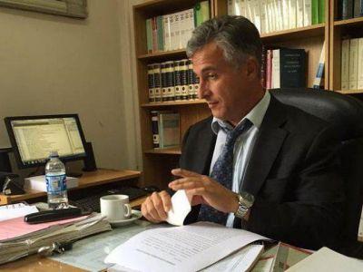 Juez Veladero derrame