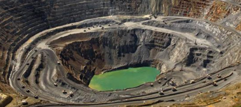 minera desechos