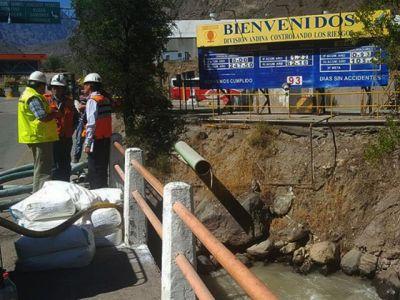 rio blanco codelco chile