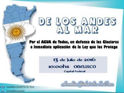 por el agua todos argentina