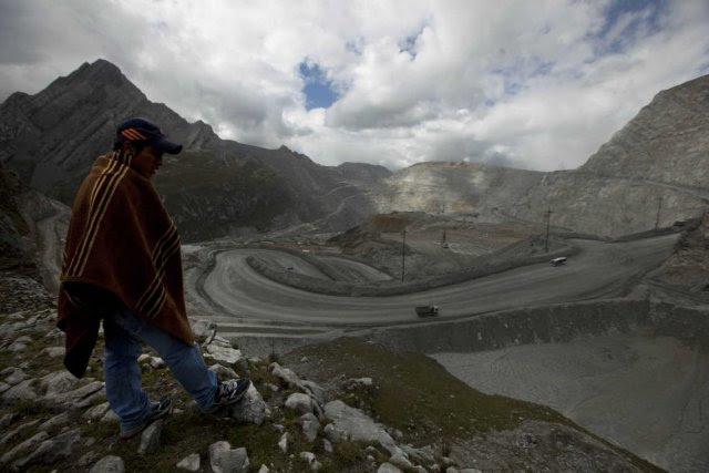 impactos mineria peru