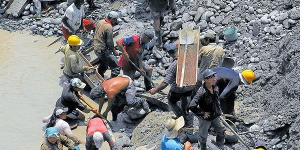 mineria ilegal choco 123456