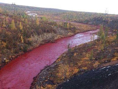 rio rojo rusia