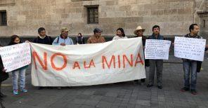 Pobladores Nahuas. México