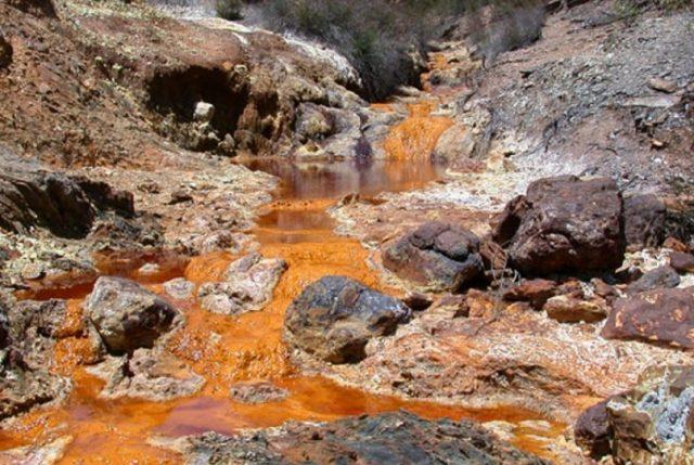 Chile es el país que acumula más desechos mineros tóxicos en todo ...