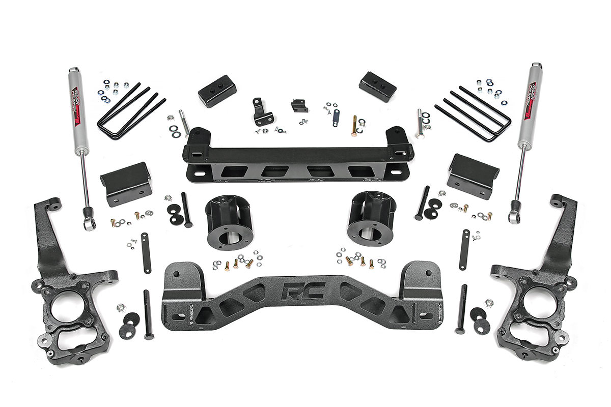 8 Inch Suspension Lift System Fits Ford 99 04 F250 Super