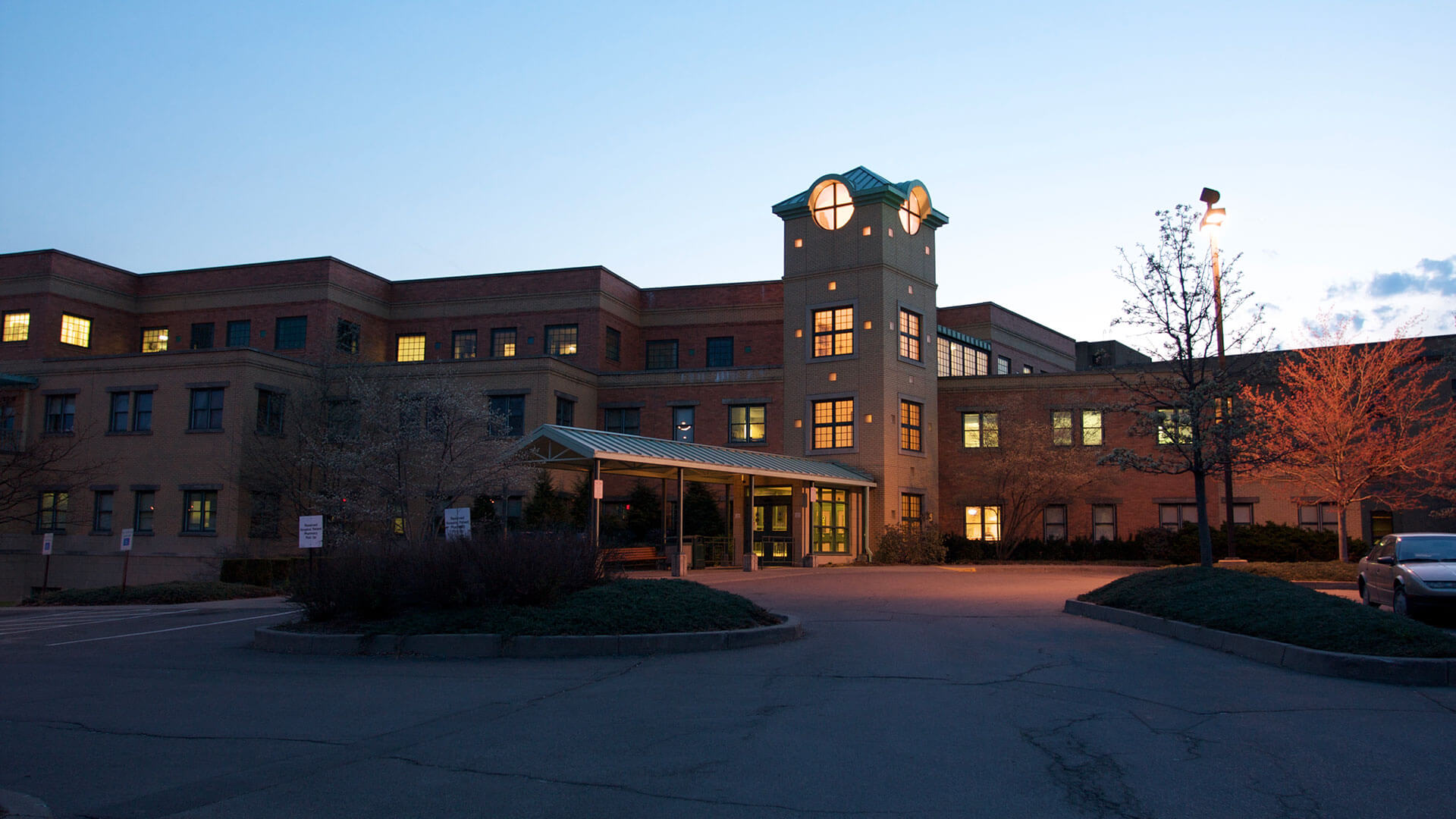 Our Lady Of Lourdes Hospital Expansion OConnell Electric