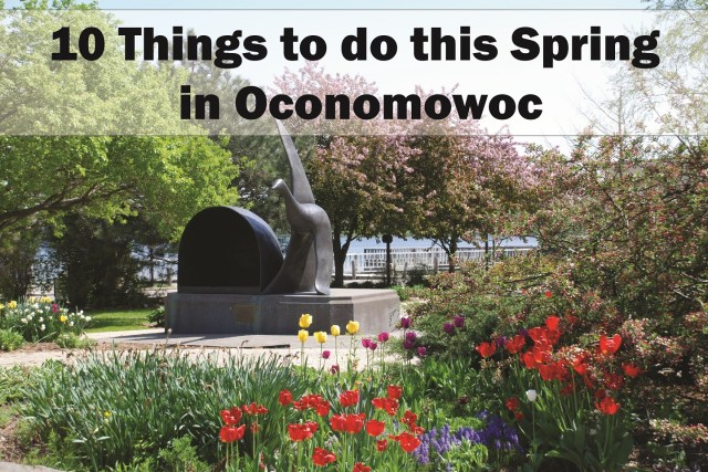 Spring in Oconomowoc