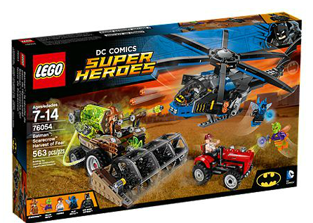 76054 Batman™: Scarecrow™ Harvest of Fear