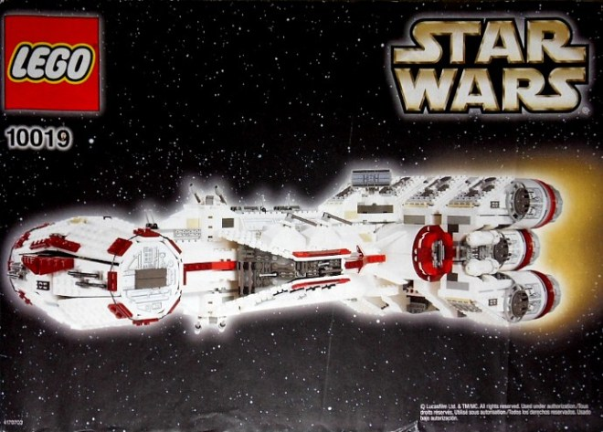 Rebel Blockade Runner