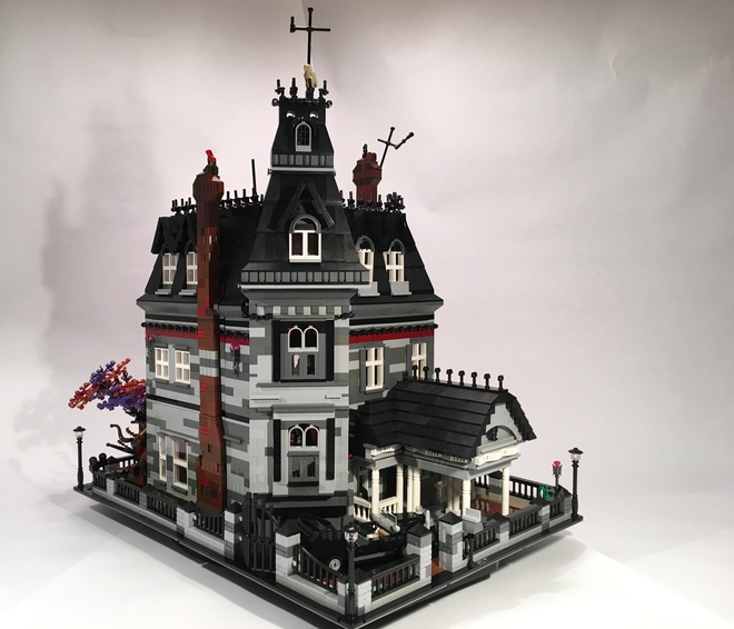 lego-ideas-adams-family-house