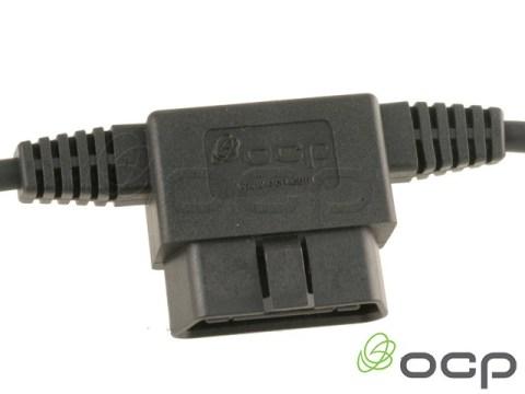11760-03-316 - OBDII Passthrough to blunt cut16C