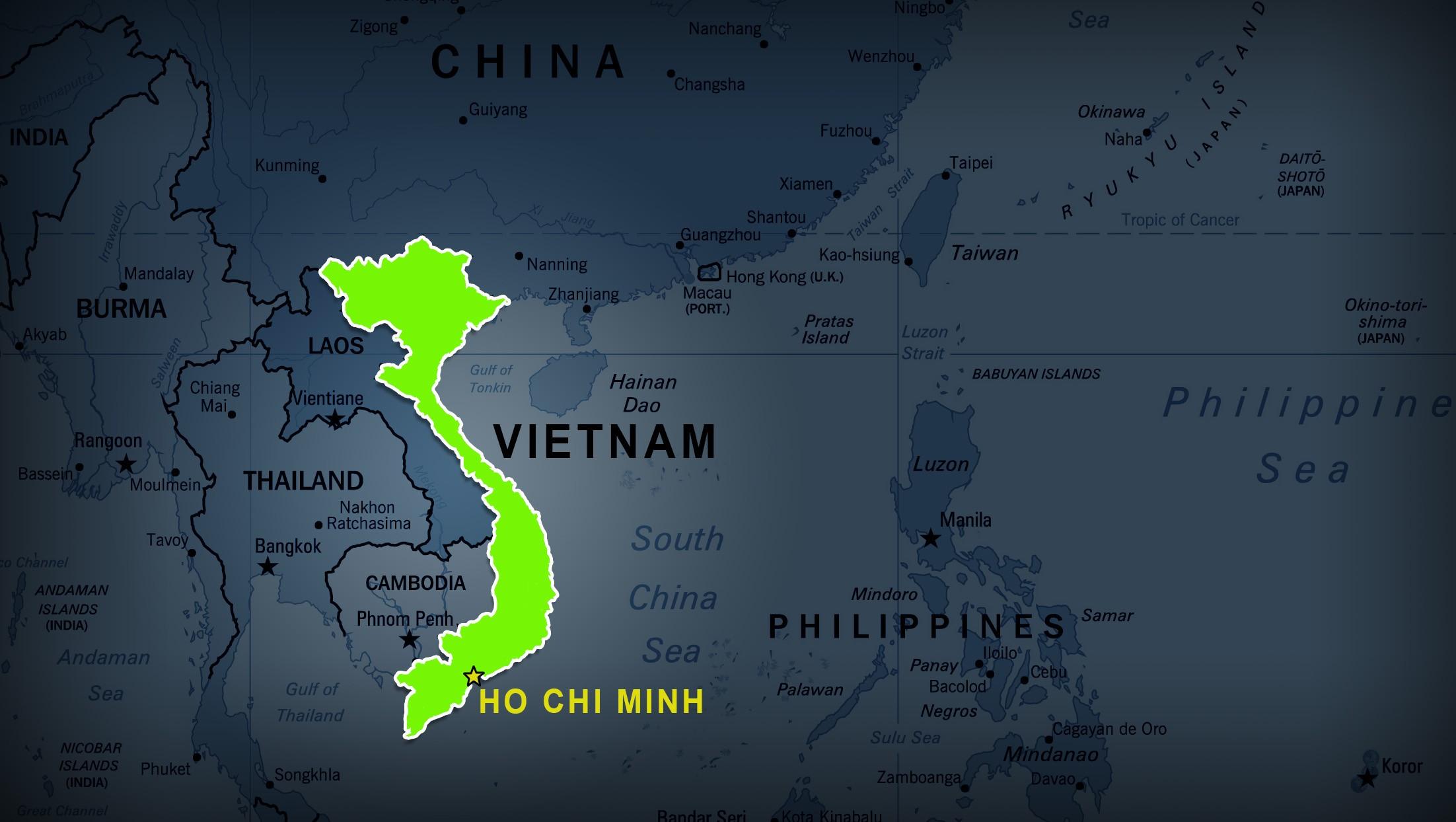 Ho Chi Minh OCP