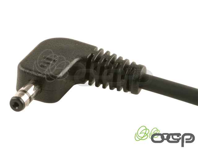 3.2MM X .9MM DC Right Angle Plug