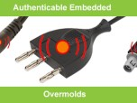 BioCompatible Cable Assemblies with Restricted Use Authentication