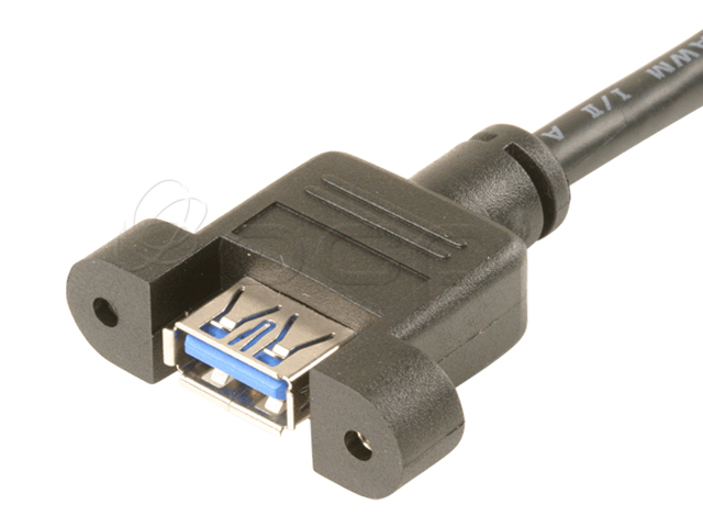 62-00191 - USB 3.0 A Male to A Female Port Cable
