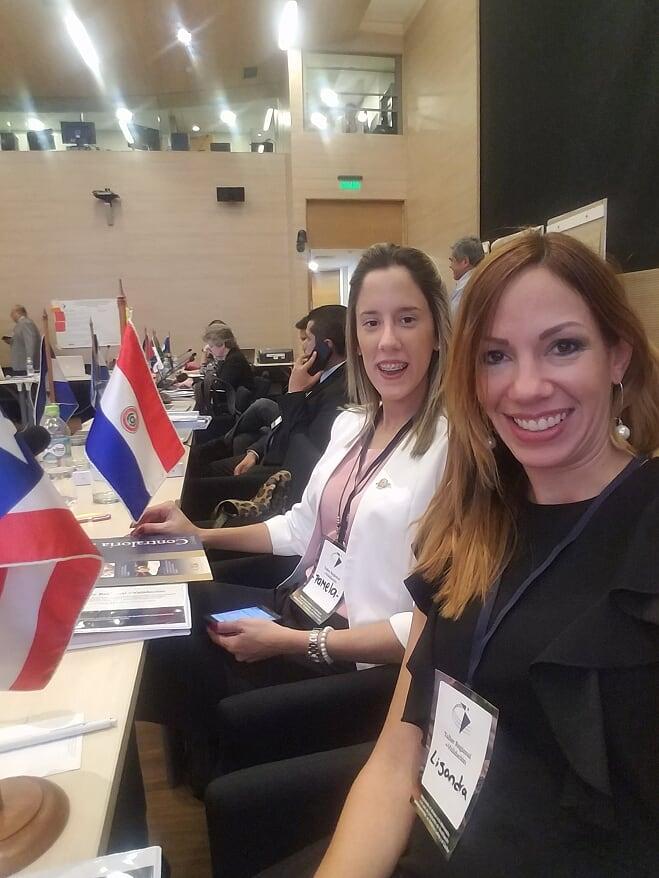 PR y Pamela Paraguay