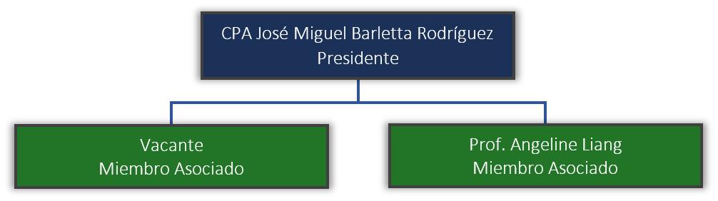 Miembros del Consejo