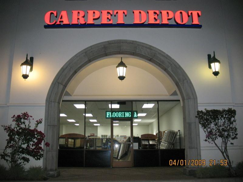 Carpet Depot   OC Pro Networkers Loading