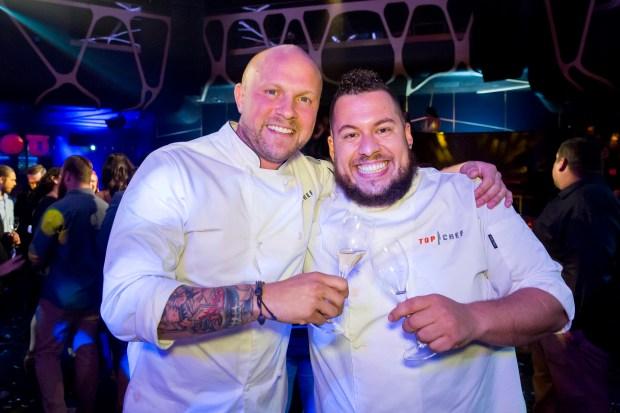 'Top Chef' finalist Amar Santana to host extravagant James ...
