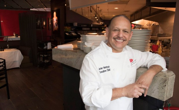 Immigrant rises from dishwasher to head chef at high-end ...
