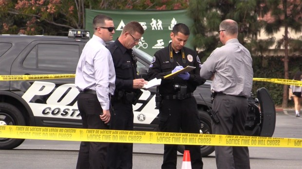 Shots reportedly fired near The Camp in Costa Mesa ...
