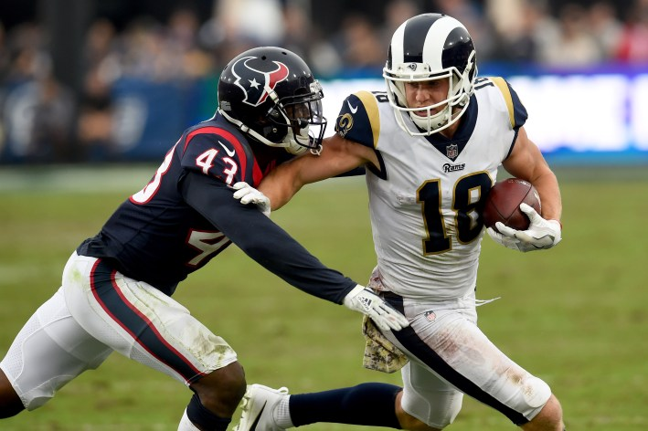 Image result for cooper kupp rams catch